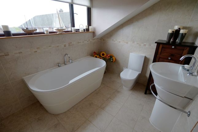 Master Bathroom of Hampton Park, Bangor BT19