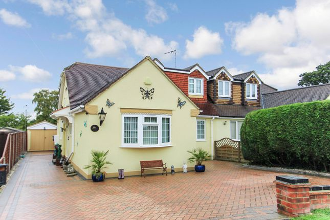 Thumbnail Detached house for sale in Hawkwell Road, Hockley, Essex