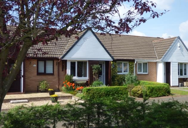 Thumbnail Bungalow for sale in Tasman Close, Old Hall, Warrington, Cheshire