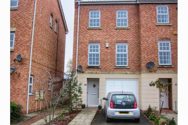 3 bed town house for sale in Princess Drive, Off Boroughbridge Road, York YO26