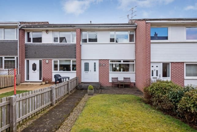 Thumbnail Terraced house for sale in Hillend Crescent, Clarkston, East Renfrewshire, Scotland