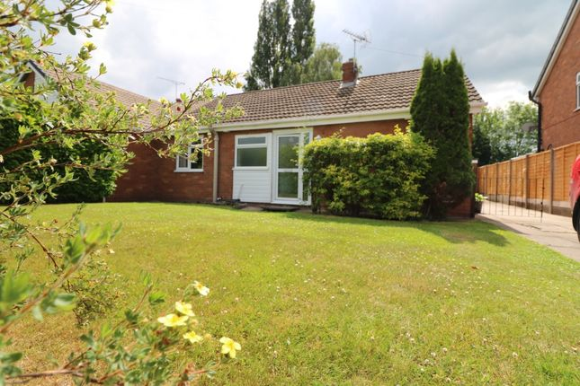 2 bed bungalow to rent in Newtons Grove, Winterley CW11