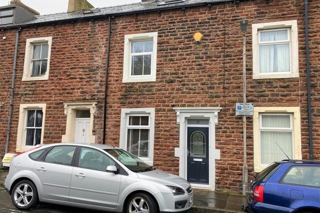 Thumbnail Terraced house for sale in Mill Street, Maryport
