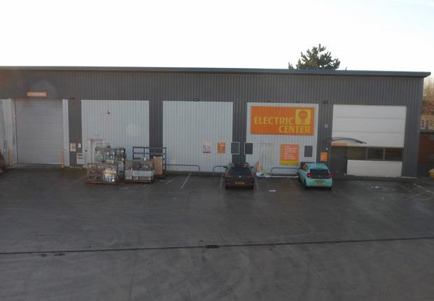Thumbnail Light industrial to let in Navigation Park, Road One, Winsford