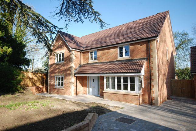 Thumbnail Detached house for sale in Red Gables, Hilperton Road, Trowbridge