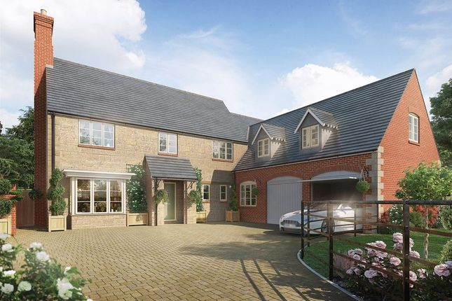 Thumbnail Detached house for sale in Cotes Road, Barrow Upon Soar, Loughborough