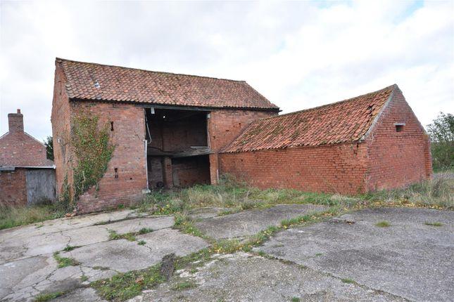 Barn 1 of Collingham Road, Besthorpe, Newark NG23
