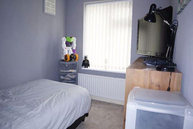 Bedroom Three of Belgrave Road, Dresden, Stoke-On-Trent, Staffordshire ST3