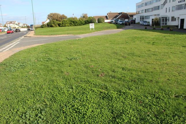 Thumbnail Land for sale in Land Adjoining The Haven, Brighton Road, Lancing, West Sussex