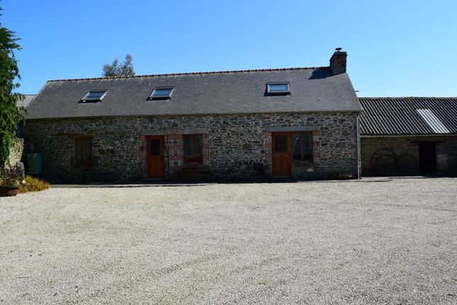 Thumbnail Detached house for sale in 22320 Saint-Mayeux, Côtes-D'armor, Brittany, France