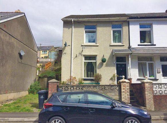 Thumbnail Terraced house for sale in Castle Street, Abertillery