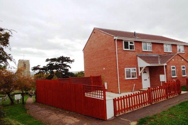 Thumbnail Property to rent in Blackdown View, Norton Fitzwarren, Taunton