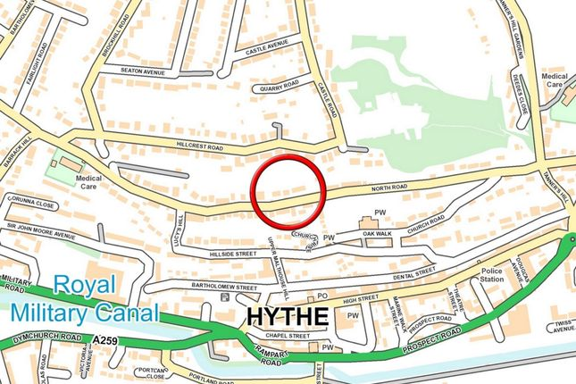 North Road Hythe Ct21 4 Bedroom Detached House For Sale