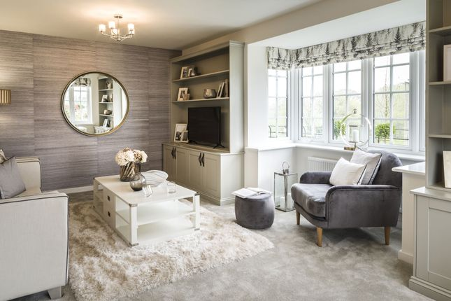 """4 bedroom detached house for sale in """"The Brooke"""" at Heath Lane, Lowton, Warrington"""