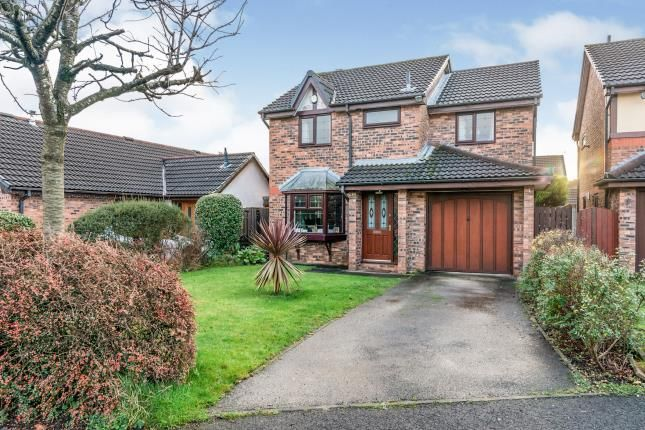 Thumbnail Detached house for sale in The Hoskers, Westhoughton, Bolton, Greater Manchester
