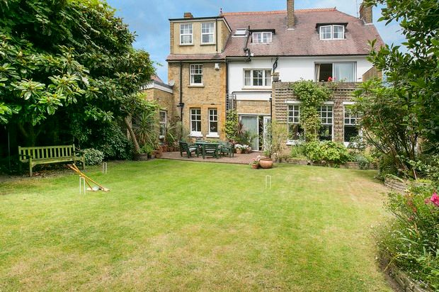 Thumbnail Detached house for sale in Briar Walk, London