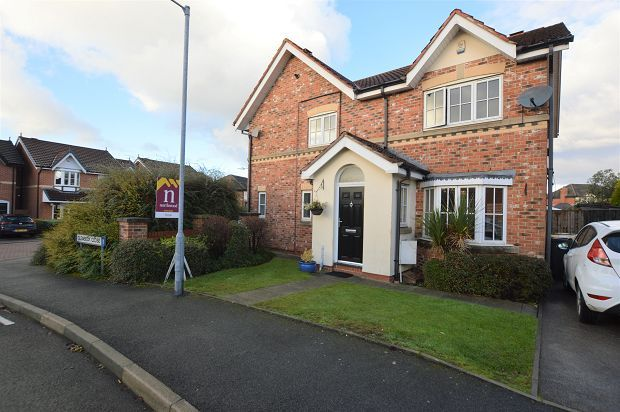 Thumbnail Semi-detached house to rent in Glenbeck Close, Horwich