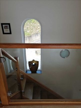 Stairway of Ocean View, Pendine, Carmarthen SA33
