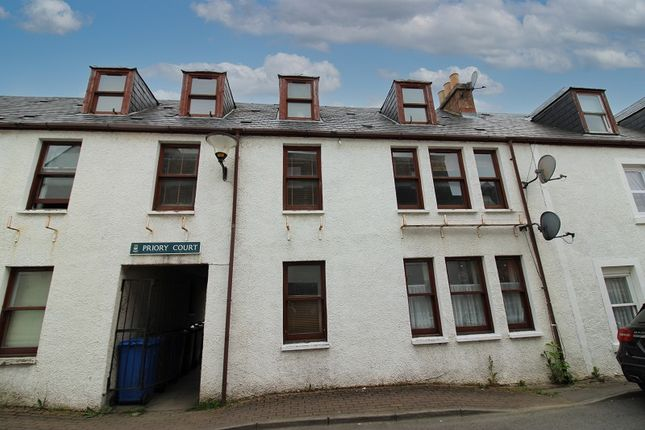 Thumbnail Flat for sale in 10 Priory Court, High Street, Beauly.