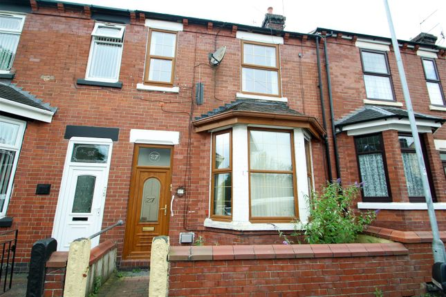 Thumbnail Terraced house for sale in Greengates Street, Tunstall, Stoke-On-Trent