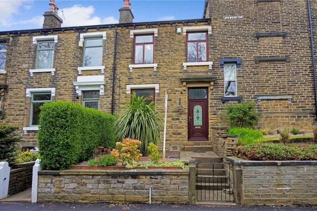 Thumbnail Terraced house for sale in Spa Wood Top, Huddersfield