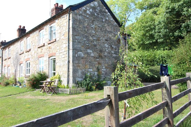 Thumbnail End terrace house to rent in Nantmawr, Oswestry
