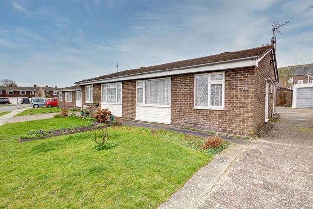 2 bed semi-detached bungalow for sale in Old Orchard Place, Hailsham BN27