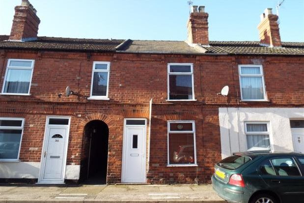 3 bed terraced house to rent in Albany Street, Lincoln