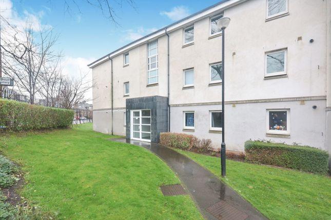 Thumbnail Flat for sale in Chesser Crescent, Edinburgh