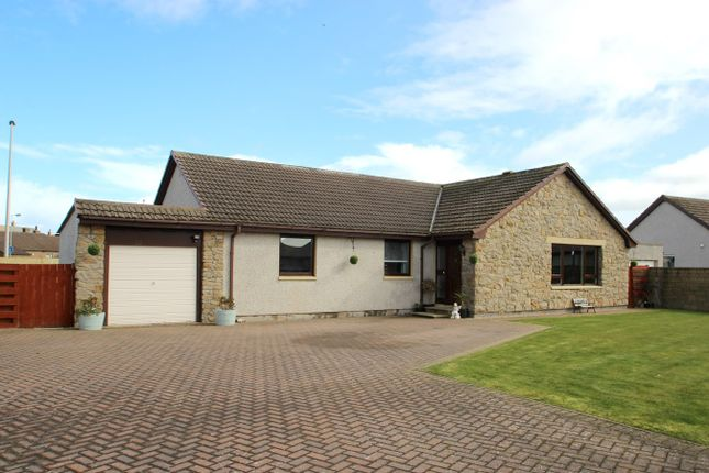 Thumbnail Detached house for sale in West End Drive, Lossiemouth