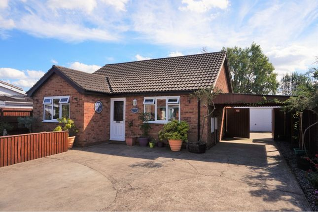 Thumbnail Detached bungalow for sale in Clee Village, Old Clee, Grimsby