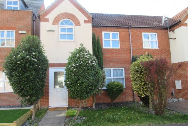 Thumbnail 3 bed semi-detached house to rent in Redwing Rise, Royston