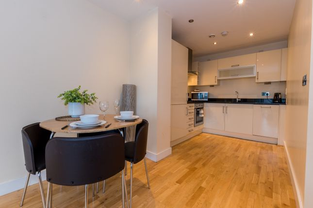 Thumbnail Flat to rent in The Chandlers, Leeds