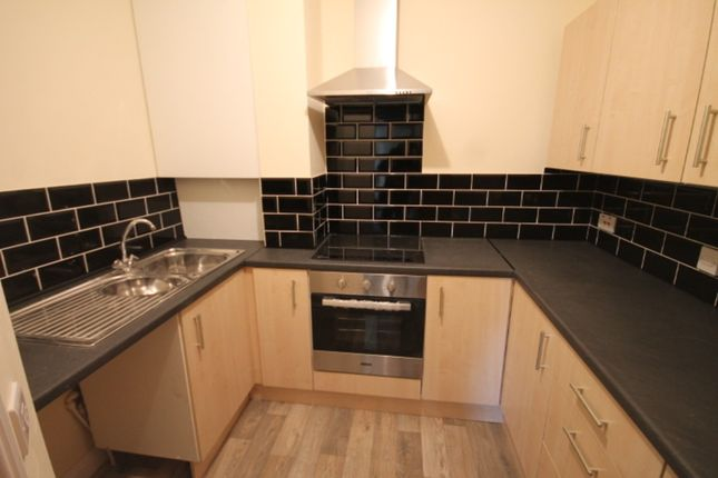 Thumbnail Flat to rent in Elizabeth Street, Pendlebury, Swinton, Manchester