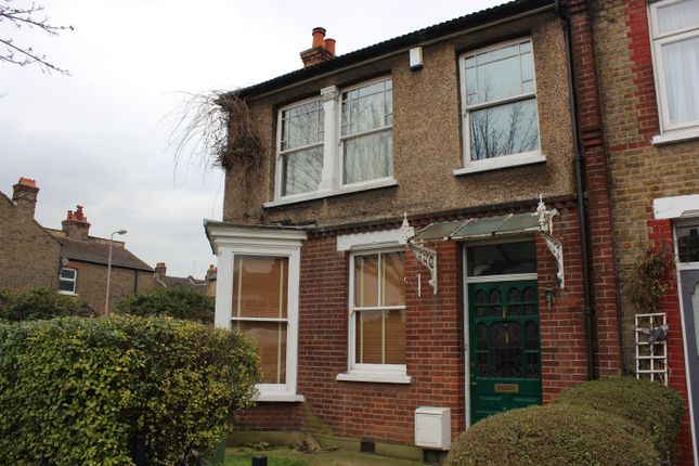 Thumbnail End terrace house to rent in Mcleod Road, Abbeywood
