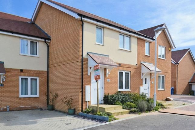 Thumbnail Terraced house to rent in Daisy Close, Minster On Sea, Sheerness