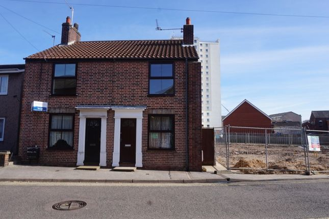 Thumbnail Semi-detached house to rent in Thurston Road, Lowestoft