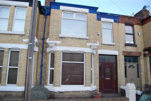 Thumbnail Terraced house to rent in Ferndale Road, Waterloo, Liverpool