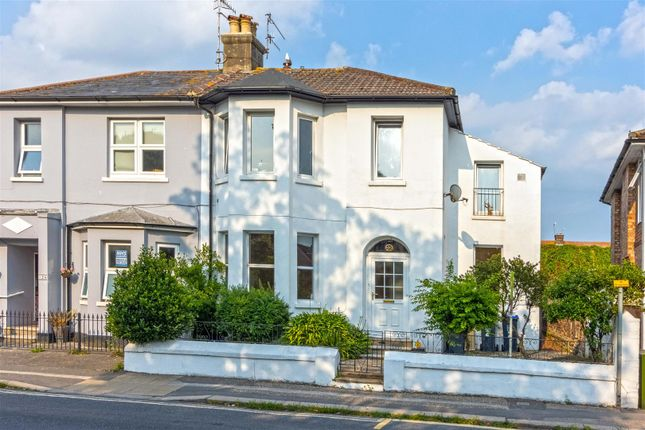 2 bed flat for sale in 124, South Street, Worthing BN14