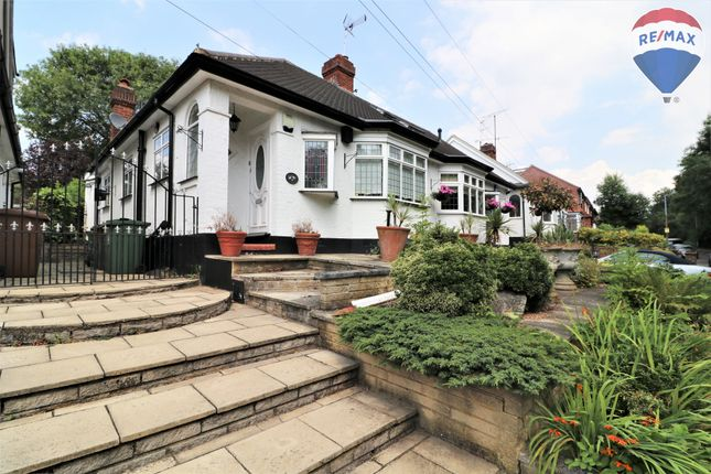 Thumbnail Bungalow for sale in Yardley Lane, North Chingford