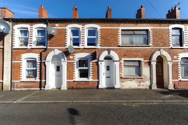 Thumbnail Terraced house for sale in Maymount Street, Belfast