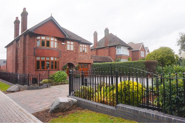 Thumbnail Detached house for sale in Dosthill Road, Dosthill