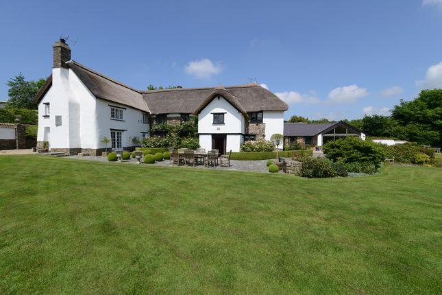 6 bedroom detached house for sale in Kings Nympton, Umberleigh