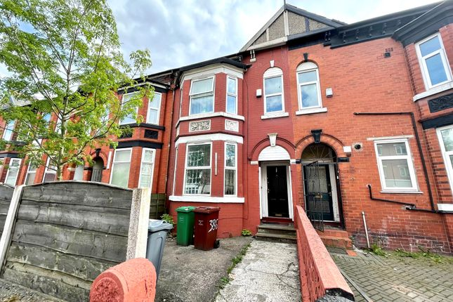 6 bed terraced house to rent in Moss Lane East, Rusholme, Manchester M14