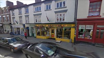 Retail premises for sale in Powys Carpets, 17 Berriew Street, Welshpool