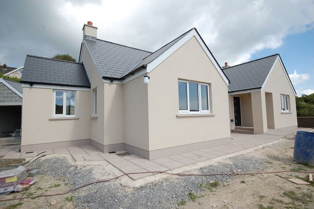 Thumbnail Detached bungalow for sale in Ocean Point, Saundersfoot
