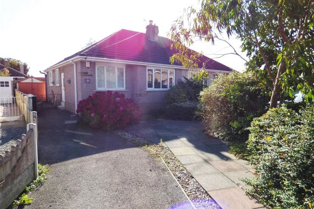 Thumbnail Semi-detached bungalow to rent in Rochester Avenue, Morecambe
