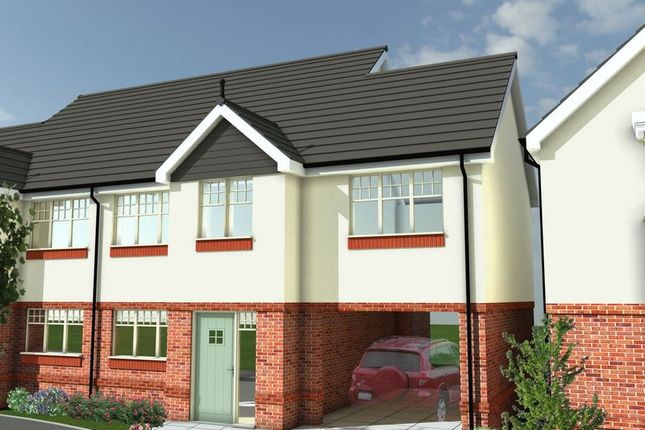 Front of Parkwood Chase, Wrea Green PR4