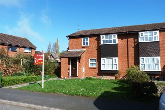 Thumbnail Flat to rent in Eckford Park, Wem, Shropshire