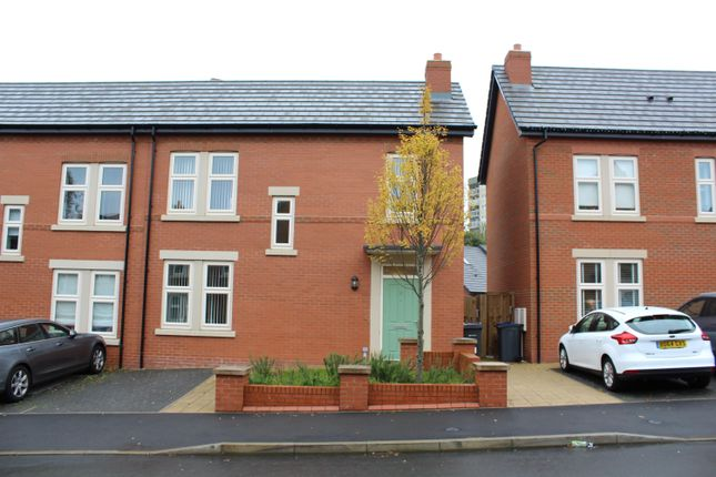 Thumbnail Semi-detached house to rent in Steel Maitland Avenue, Birmingham
